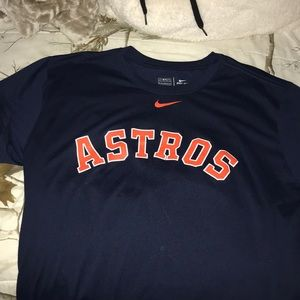Dri-Fit Houston Astros Tee